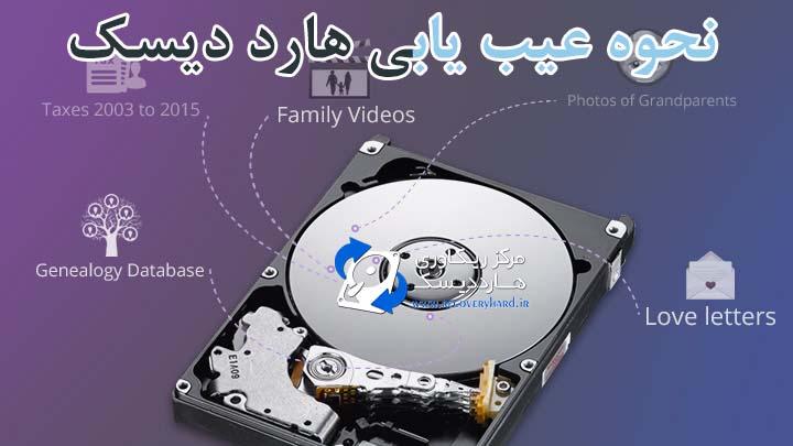 نحوه عیب یابی هارد دیسک نحوه عیب یابی هارد دیسک نحوه عیب یابی هارد دیسک 2 1